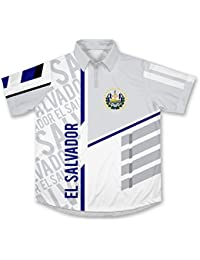 El Salvador ScudoPro Technical Polo Shirt Camiseta