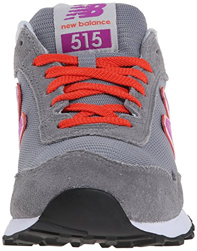 New Balance Womens Classics Traditionnels Mesh Trainers Gris