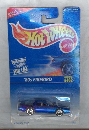 Hot Wheels 1995 462 80 S Firebird 1980 1:64 Scale