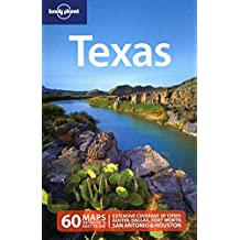 Texas: Regional Guide (Lonely Planet Texas)