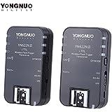 YONGNUO YN622N II 2.4G i-TTL Disparador Receptor Transmisor Transceptor de Flash para Nikon D70 D80 D90 D200 D300 D600 D700 D800 D3000 D5000 D7000 Series