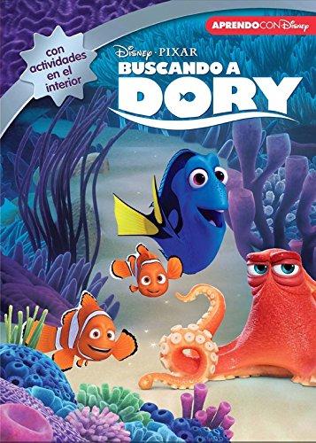 Buscando a Dory (Leo, juego y aprendo con Disney)