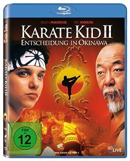 Karate Kid II - Entscheidung in Okinawa [Blu-ray]