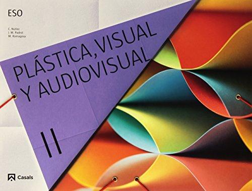 CARPETA Plástica, Visual y Audiovisual II ESO (2015) - 9788421854792