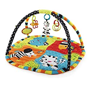 Bright Starts Zoo Tails Activity Gym