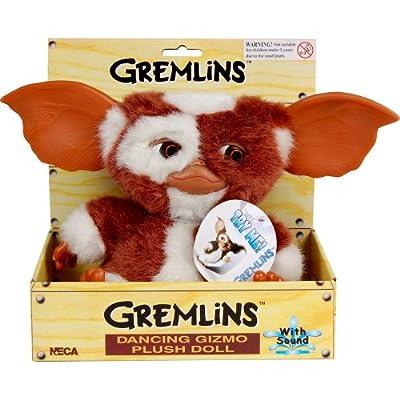 Gremlins - Peluche de Gizmo con movimiento y sonido