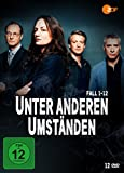 Unter anderen Umständen (Fall 1-12) [12 DVDs]