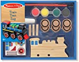 Melissa & Doug Decorate Your Own: Wooden Train