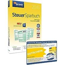 WISO Steuer-Sparbuch 2015 inklusive 3 Ausgaben der WISO Monats-CD (Frustfreie Verpackung) (exklusiv bei Amazon.de)
