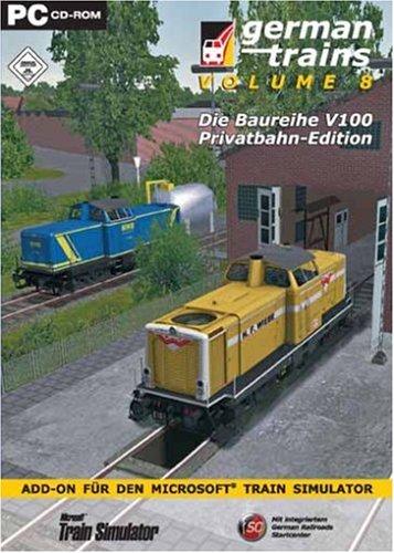 Preisvergleich Produktbild German Trains - Volume 8 - Private V100