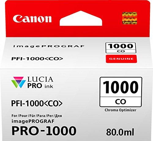 Canon PFI-1000 CO original Tintenpatrone  Chroma Optimizer para Impresora Fotográfica PRO-1000