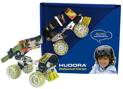 HUDORA Rollschuhe Kinder Cargo, Gr. 21-31 - Roller-Skates, 22026
