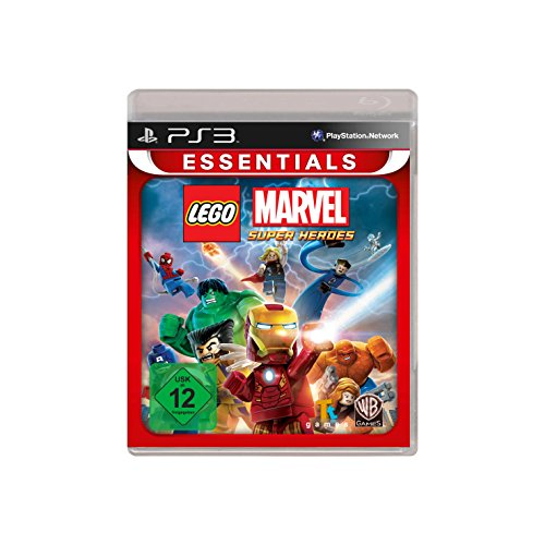 LEGO Marvel Super Heroes [Essentials]