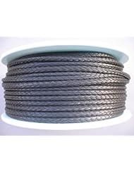 Dyneema flechtschnur carbongrau 8mm de diámetro (Dyneema trenzado Lino)