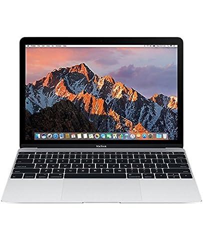 Macbook Pro Retina 12/1.2GHz Intel Core M/8Go/sSD 512Go/clavier QWERTY UK/moitié 2015(Unité certificat) argent argent