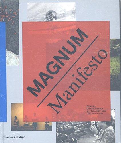 Descargar Libro Magnum manifesto de Clement Cheroux