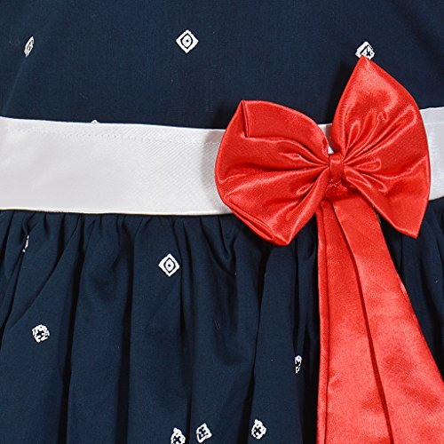 c33de9a0eb3c 52% OFF on Wish Karo Baby Girls Cotton Frock Dress DN ctn054nb on Amazon
