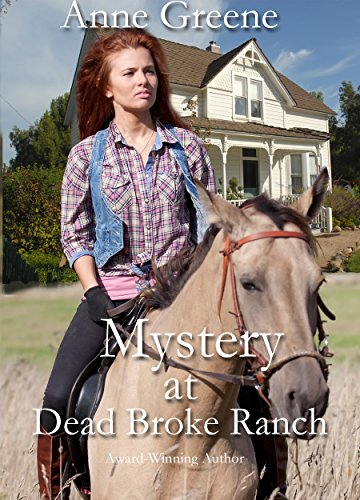 Mystery at Dead Broke Ranch (Texas Rangers, Men Who Wear the Star Book 1) (English Edition) -