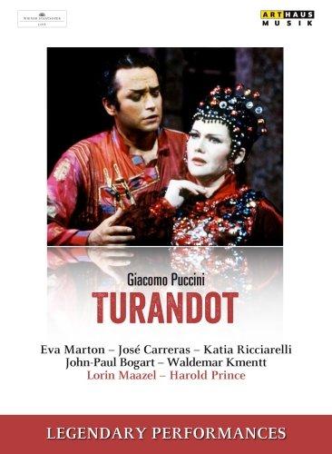 Preisvergleich Produktbild Giacomo Puccini: Turandot (Legendary Performances) [DVD]