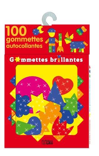 Ma Boite à Gommettes : Gommettes Brillantes - De 3 à 5 ans par Lito