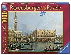 Ravensburger - Arte: Canaletto, Palacio del Duque, puzzle de 1000 piezas (15402 9)
