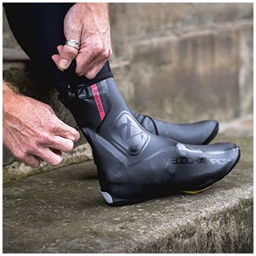 Copriscarpe impermeabili VC Comp Pro Waterproof Overshoes