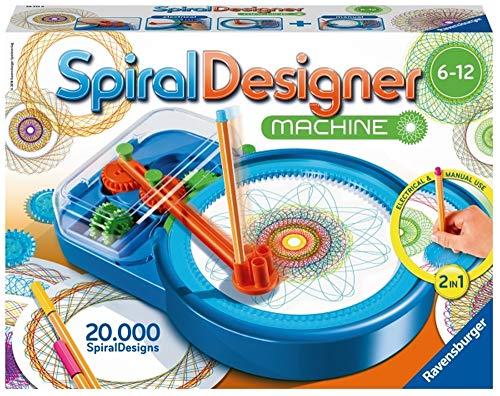 Unbekannt Spiral Designer Maschine