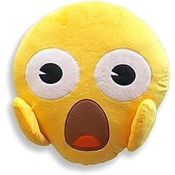 Emoji Cojín Bordado Grito Oficial (PIW_Scream_EB)