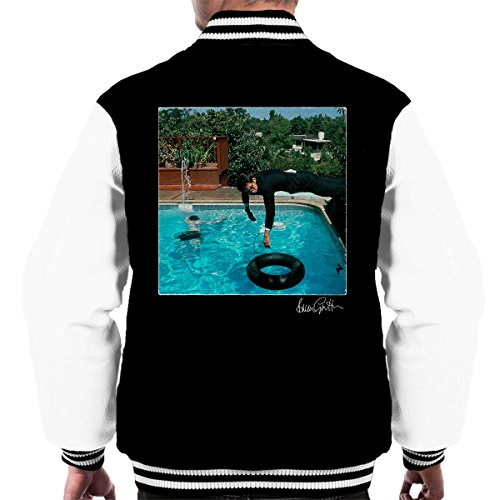 Brian Griffin Official Photography - Elvis Costello And The Attractions Armed Forces Men's Varsity Jacket