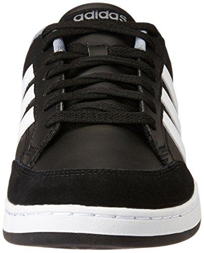 adidas Courtset, Chaussures de Running Compétition Homme Noir - schwarz (Cblack/Ftwwht/Grey)