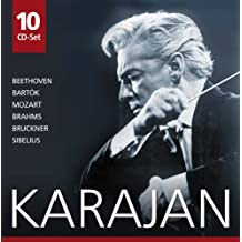 Herbert Von Karajan dirigiert: Die Zauberflöte, Die Fledermaus, Ariadne auf Naxos, Carmen, Die Meistersinger von Nürnberg, ...
