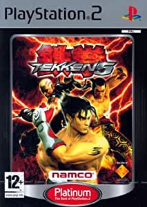 Tekken 5 (PS2) (Platinum edition)
