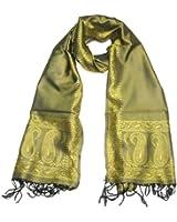 Lovarzi Women's Silk Scarf - Try These Gorgeous Paisley Silk Scarves