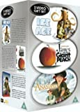 Picture Of Ice Age/James And The Giant Peach/Anastasia [VHS] [1996]