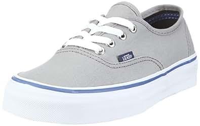 Vans Authentic VNJVLKR, Unisex - Erwachsene Klassische Sneakers, Grau (cloudburst/twilight blue), EU 46 (US 12)