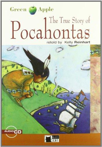 The True Story of Pocahontas (1CD audio)