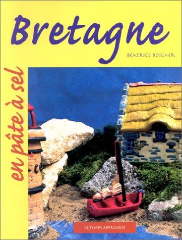Bretagne en pâte à sel