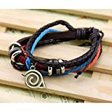 Naruto Bracelete Wrist Accessories Fan Collection Gift Cosplay