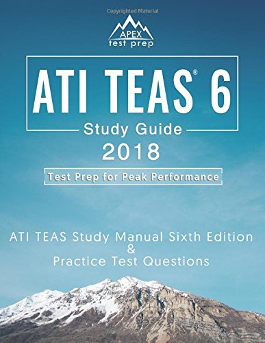 Download PDF ATI TEAS 6 Study Guide 2018 ATI TEAS Study