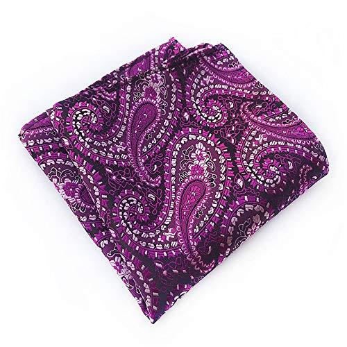 Wangwang454 materiale in poliestere, tuta selvatica, asciugamano tascabile, sciarpa, asciugamano quadrato da 25 cm * 25 cm