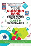 Oswaal CBSE Question Bank Class 9 Mathematics Book Chapterwise & Topicwise Includes Objective Types & MCQ's (For March…