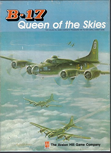 B-17 Queen of the Skies, with all expansions (English Edition) (Brettspiele Expansion)