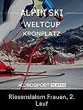 Ski Alpin: FIS Weltcup 2017/18 in Kronplatz (ITA) - Riesenslalom Frauen, 2. Lauf