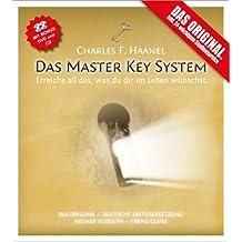 Das Master Key System (mit DVD, CD und 24-wöchigem Studienbegleitservice): Erreiche all das, was du dir im Leben wünschst