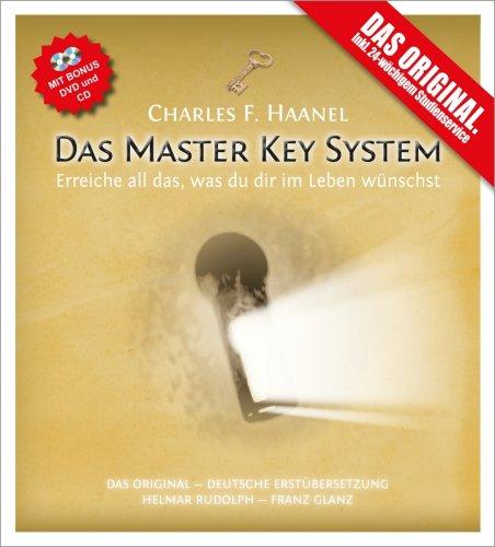 Das Master Key System (mit DVD, CD und 24-wöchigem Studienbegleitservice): Erreiche all das, was du dir im Leben wünschst 24 Co-key -