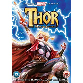 Thor: Tales Of Asgard [DVD]