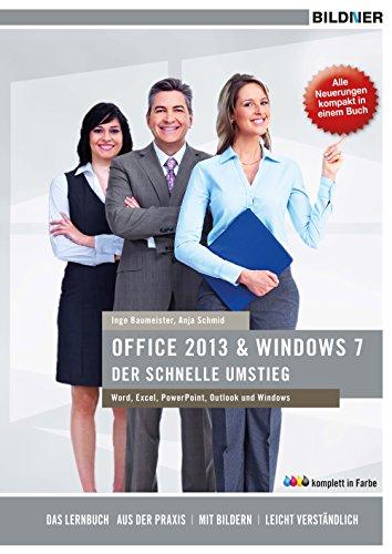 Office 2013 und Windows 7 - der schnelle - 7 Windows Für Kindle-app