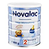 Novalac 2 Folge-Milchnahrung, 800 g Pulver