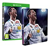 FIFA 18 + Steelbook - Xbox One (exclusif Amazon)