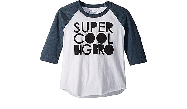 Little Kids//Big Kids Chaser Kids Mens Super Soft Vintage Jersey Chill Vibes Baseball Tee